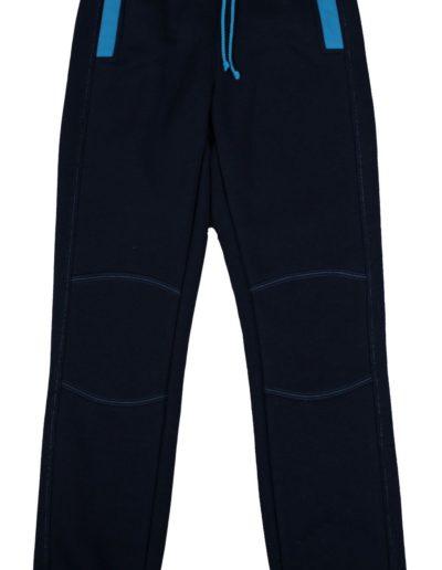 OSZ023-bolyhos türkiz futter nadrág