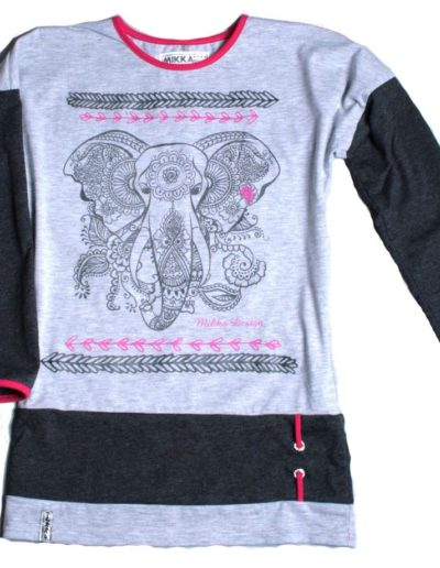 T003-tunika melirszurke elefantos