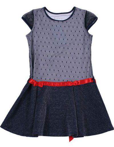 -OSZ003-A-ruha-elegáns-fotózásra-csillogós-kék-elöl